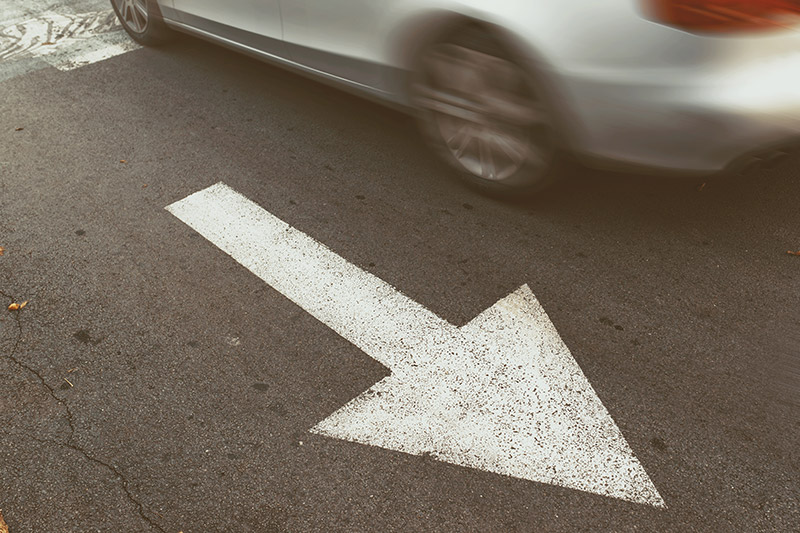 Wrong-Way Collisions Are The Top Causes of Accidents
