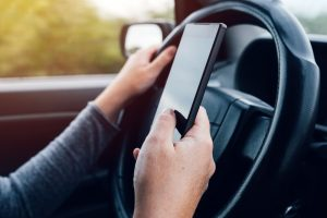 How Do I Prove a Driver Was Distracted After an Accident?