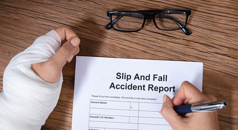 Do You Have a Slip and Fall Case?