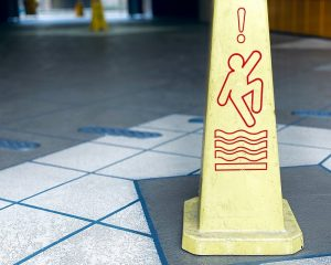 Legal Elements of a Slip and Fall Case